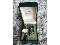Vintage Gucci Mariner Ladies Link Watch