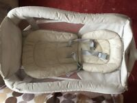 Graco baby travel cot/crib