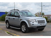 LAND ROVER FREELANDER 2 Diesel 4wd SW 2.2 Td4 Manual ( P/X & CARD PAYMENTS WELCOME )