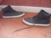 Grey Casual Boots- Men's UK Size 8, Next