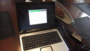 HP dv2000 in Great Condition Reset to factory settings.
