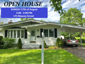 OPEN HOUSE on 27th of August! 3:00 - 4:00 PM