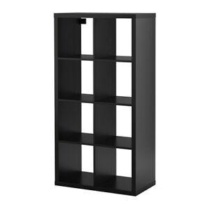 Ikea - Kallax Book Case units - 14 in total