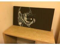 SLASH Canvas Art Guns N' Roses