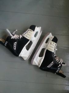 Used Micron Skates (size 12)