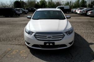 2017 Ford Taurus Limited AWD CERTIFIED & E-TESTED!
