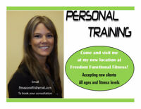 Personal Trainer at Freedom Functional Fitness