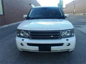2006 Land Rover Range Rover Sport Hse, Navigation, Low KMs