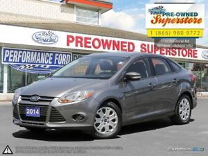 2014 Ford Focus SE***automatic, one owner***