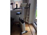 Pre-owned Vision Fitness E3100 Exercise bike Good Condition