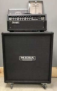 Mesa Boogie Mark V head and Cab
