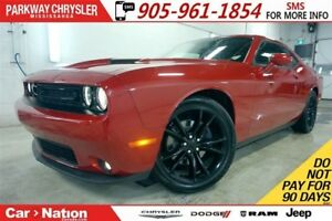 2016 Dodge Challenger SXT BLACKTOP| SUPERTRACK PAK| NAV & MORE|