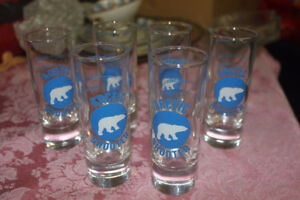 6 New ARCTIC Shooter Glasses (bought in NWT)
