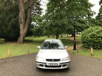 2001 Honda Civic 1.4i Sport 5 Door Hatchback Silver