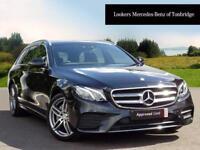 Mercedes-Benz E Class E 220 D AMG LINE (black) 2017-02-28
