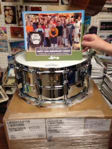 Ludwig Superphonic Snare at OCTAVE MUSIC