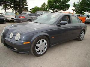 2003 JAGUAR STYPE - 106 K * CLEAN * CERTIFY * NO ACCIDENT