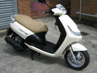 Peugeot Vivacity 125cc 1 owner 2014 64 reg 51 miles from new