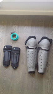 M-Roach Legs Guards & M-Urban Elbow Pads
