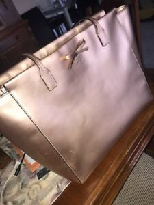 Large Kate Spade Handbag - Rose Gold