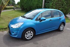 2011 CITROEN C3 1.1i 8v VT / 5 DOOR ONLY 44,000 MILES / 1 PREVIOUS OWNER/ FSH