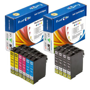 Epson ink cartriges pack of 10