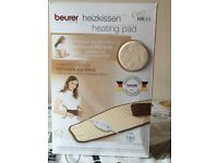 Beurer heating pad for back pain
