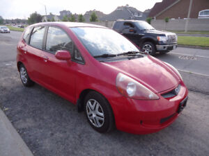 2007 Honda Fit 4cl Sedan Comes With Sefety & E Test