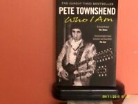 Pete Townshend, Who I Am. Illustrated Paperback.