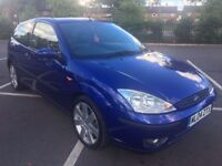 2004 FORD FOCUS 1.8 TDCI SPORT LIMITED EDITION, 3 DOORS, DIESEL, MANUAL, 1 OWNER, LONG MOT, ONLY 86K