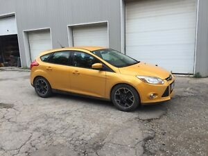 2012 Ford Focus Low Km!!