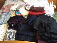 Free bag of ladies clothes 18/20