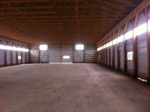 INDOOR STORAGE Boats, Trailers, RV,  Cars; 15' clearance