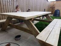 Quality Extra Large Heavy Duty Garden Bench