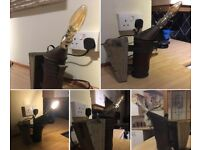 Bespoke lamp