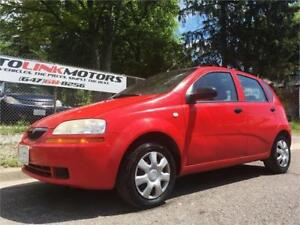 2007 SUZUKI SWIFT HATCHBACK AUTO AIR NO ACCIDENTS!