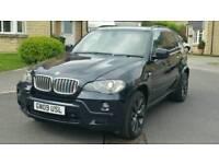 2009 BMW X5 3.0 SD M SPORT BLUE AUTOMATIC 122000 MILES