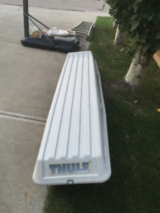 Thule Roof Rack & Combi carrier