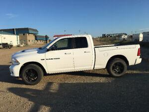 2012 Dodge Power Ram 1500 sport Pickup Truck