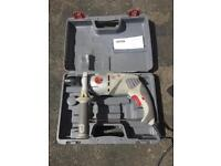 Corded hammer drill 850w