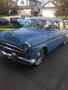 1954 Dodge Mayfair, Mint Condition.  Appraised at 22k