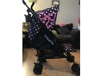Cosatto bow how stroller - excellent condition