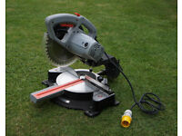 Compound Mitre Saw and Stand