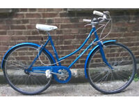 City ladies dutch bike Emmelle - size 19in, 3 speed, new brakes, serviced warranty Welcome for ride