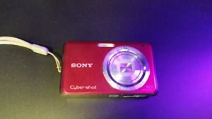 Sony cybershot 10.1 MP digital camera with charger