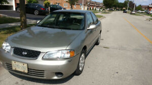 2003 Nissan Sentra Sedan For Sale