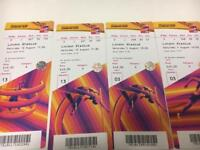 IAAF world athletics championships for sale 12 th evening