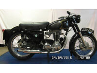 1957 350cc AJS 16 ms
