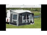 "Blue Isabella ""Forty"" caravan awning"