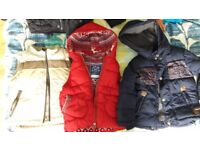 1,5-2 boy jacket/wormer bundle